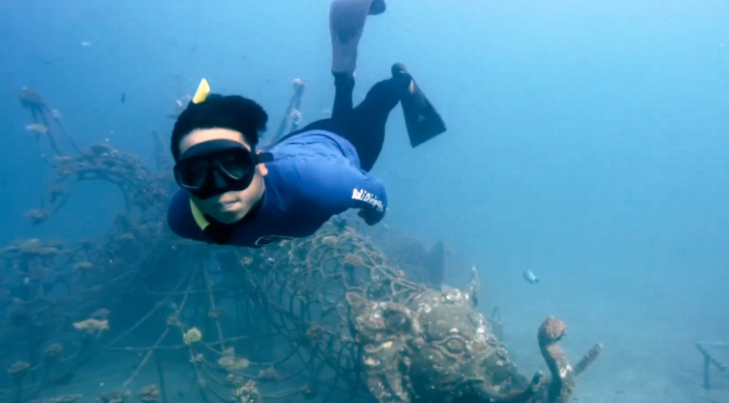 Join a Freediving Instructor Course Bali for Spearfishing