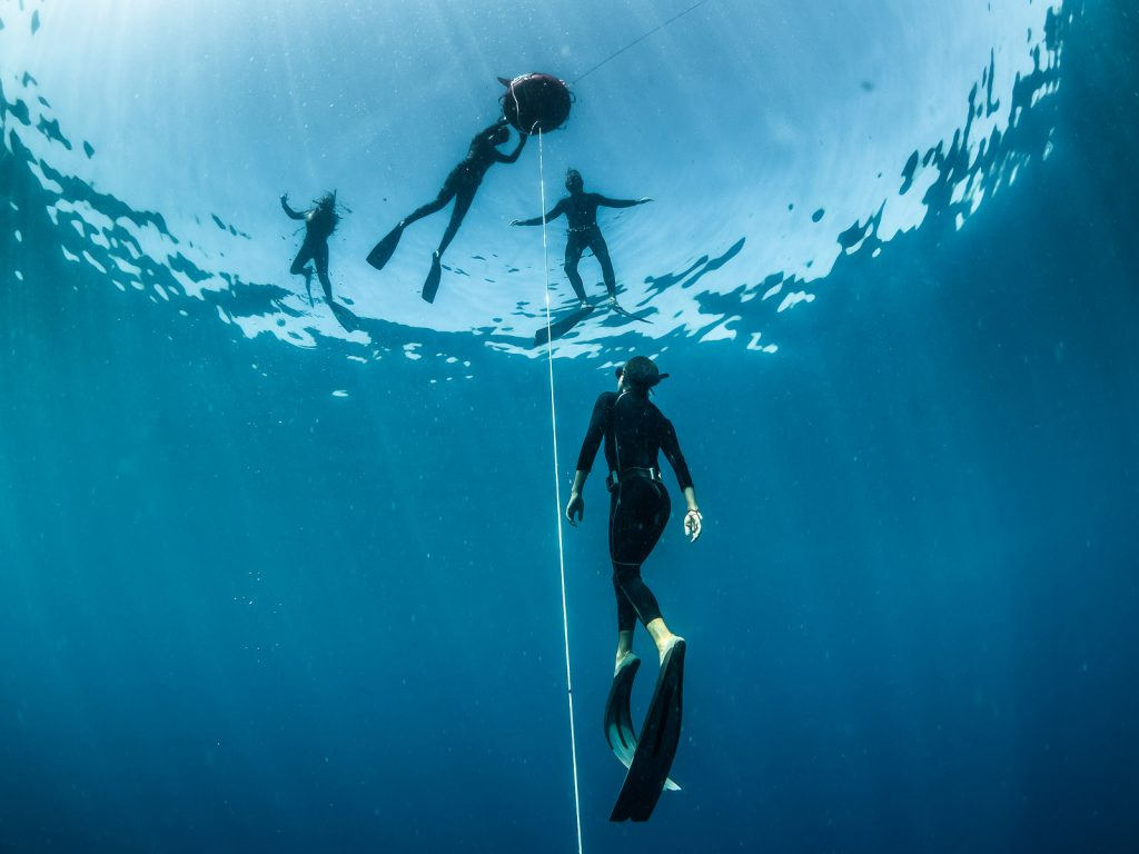 Freediving Course – Completed the Course of the Largest Growing Diving Sport Today